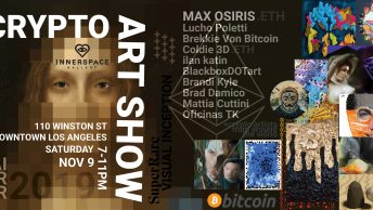 CryptoArt Show LA